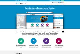 JazzMaster Premium Theme
