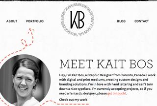 Kait Bos - Toronto Designer