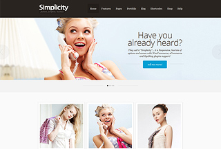 Simplicity eCommerce WordPress