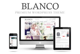 Blanco Responsive WordPress Theme