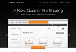 Swerve Media Hub