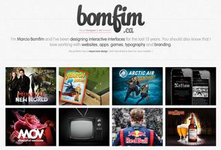 Marcio Bomfim | Visual Designer