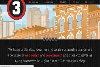 Raleigh Web Design