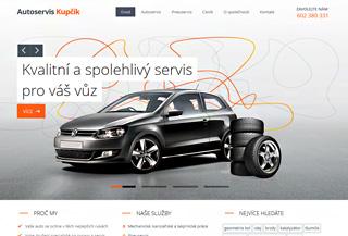 Autoservis Kupčík
