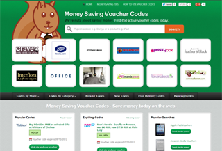 Money Saving Voucher Codes
