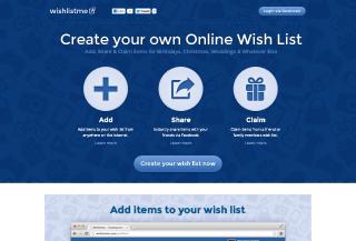 wish list me