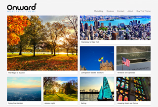 Onward WordPres Theme