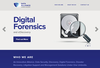 Data Alliance - Digital Security, Digital Forensics & Litigation Support