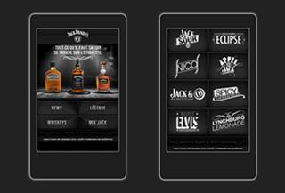 Jack Daniel\'s France Mobile