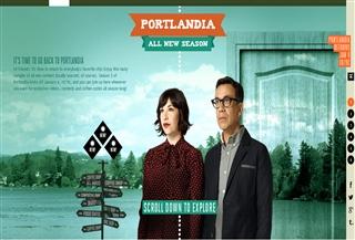 Back to Portlandia