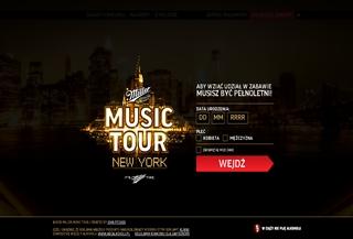 Miller Music Tour