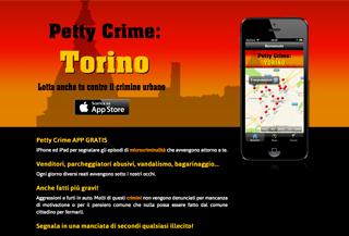 Petty Crime Torino