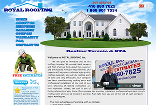 ROYAL ROOFING Inc.