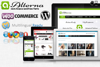 Alterna WordPress Theme