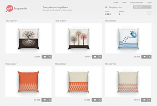 Lazy Made - Decorative Pillows