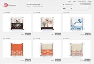 Lazy Made - Decorative Pillows