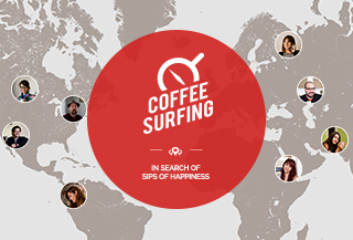 Coffee Surfing