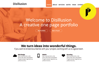 Disillusion - One Page