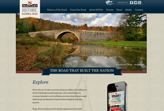 Maryland National Road