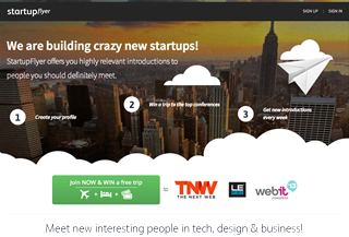 Startupflyer