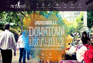 Jacksonville Art Walk