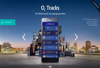 O2 Tracks