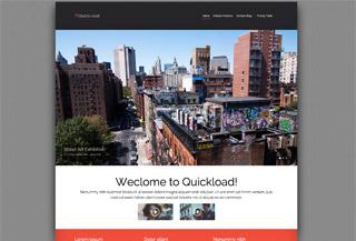 QuickLoad Premium Template
