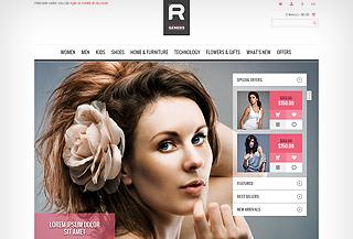 Cupid - R.Gen OpenCart Store