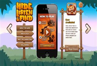Hide Find Listen