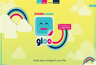 Gloo Sticker