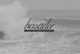 basader | handmade artisan bags