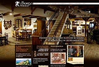 Il Borgo Antico Cucine / CSSMania