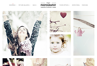 Tripod - Professional Photography Theme