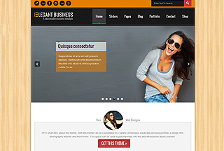Elegant Business Theme