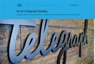 Telegraph Branding