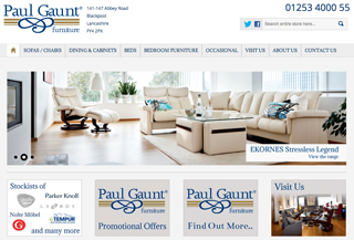 Paul Gaunt Furniture