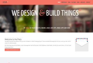 Designy Premium WP Theme
