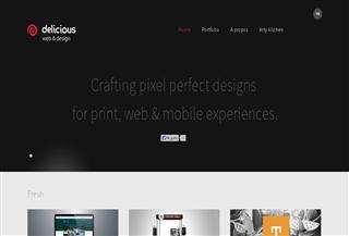 Delicious Web & Design