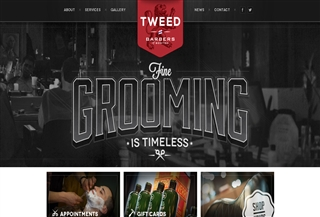 Tweed Barbers