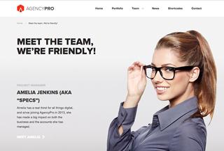 Agency Pro PREMIUM THEME