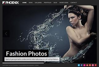 Phoenix Photography Theme