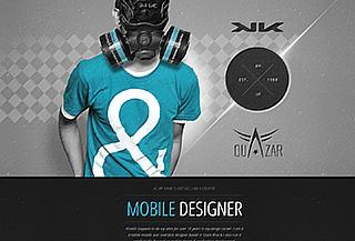 Kinetik Mobile Designer