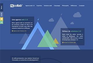 Rscollab, agence web 2.0