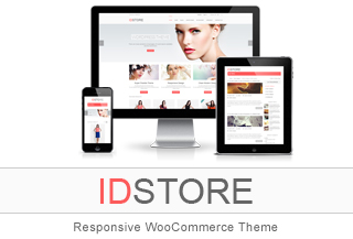 IDStore - WordPress Theme