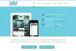 WordPress-website.nl