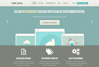 Wrap Bootstrap Premium Theme