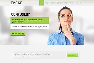 Empire Responsive Theme