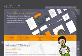 VECTORdesign | siti web