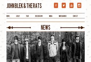 John Blek & Rats