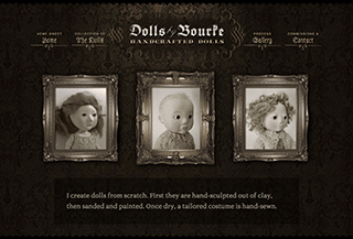 Dolls By Bourke